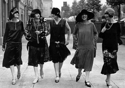 Fashions of the 1920s