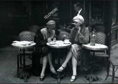 Café in Paris (1925)