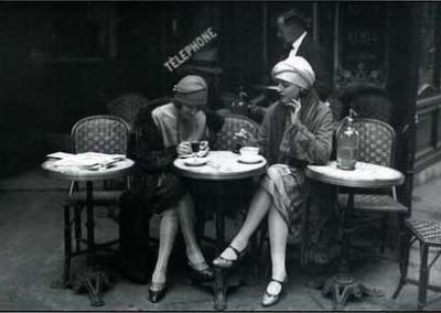 Café in Paris (1925)