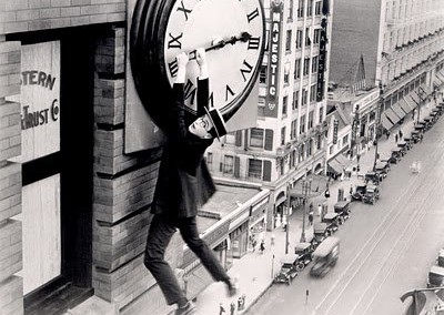 Harold Lloyd- Safety Last! (1923).