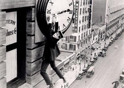 Harold Lloyd- Safety Last! (1923).