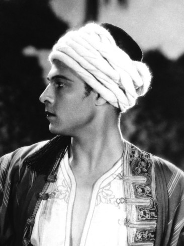 The Son of the Sheik, Rudolph Valentino (1926).