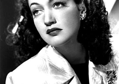 Actress Dorothy Lamour