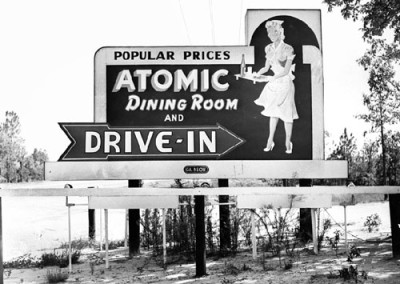 Atomic Dining Room, Augusta, Georgia (1952)