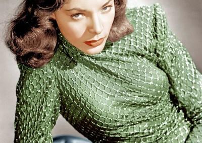 Lauren Bacall (1946).