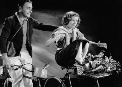 Charles Boyer and Katharine Hepburn- Break of Hearts (1935).