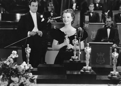 Janet Gaynor- A Star is Born (1937)