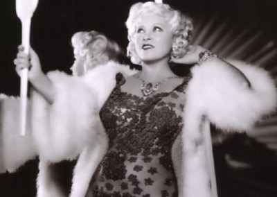 The one and only Mae West