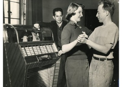 1950s dance at the University of Minnesota