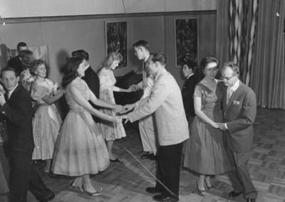 1950s School Dance