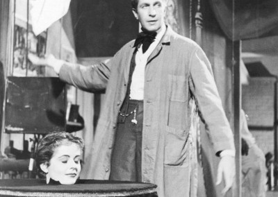 Vincent Price- The Mad Magician (1954)