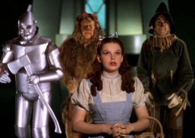 Characters from the 1939 film The Wizard of Oz.