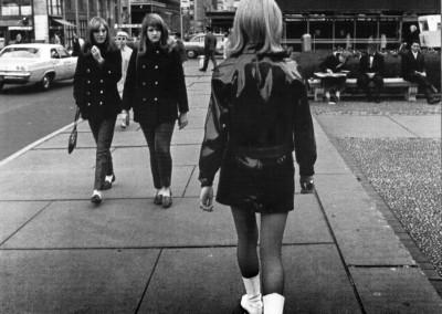 1960s street fashions
