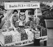 Brachs Candy Display