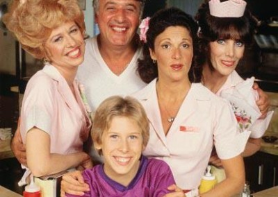 The cast of the sitcom Alice