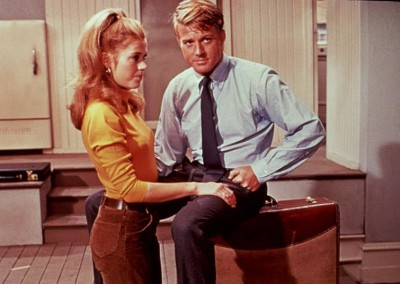 Robert Redford and Jane Fonda (1967)