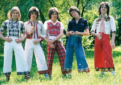 The Bay City Rollers