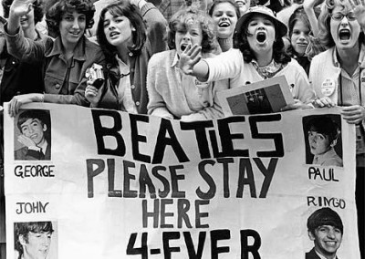 The Beatles arrive in New York (1964)