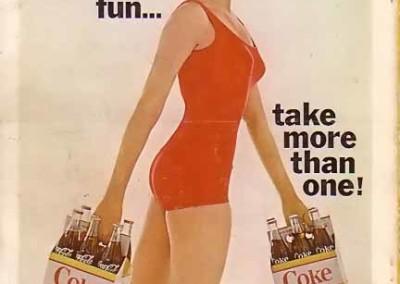 Advertisement for Coke (1963)