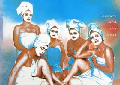 The Go-Go's debut album Beauty and the Beat (1981)
