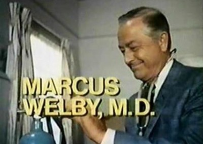 Robert Young starred as Marcus Welby, M.D.