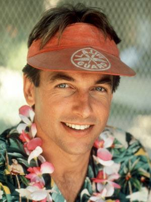 Mark Harmon- Summer School (1987)