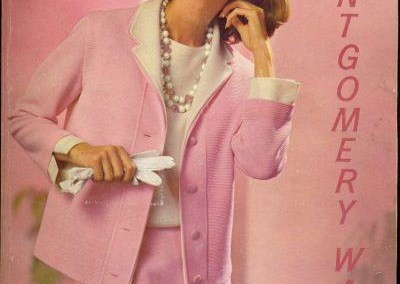 1964 Montgomery Ward catalog cover