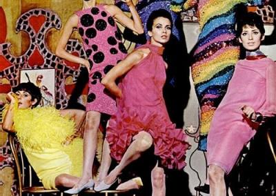 Pierre Cardin fashions (1965)