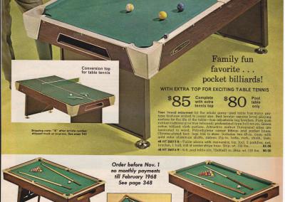 1967 Montgomery Ward catalog