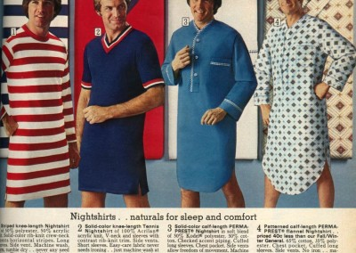 Catalog page from the 1975 Sears catalog