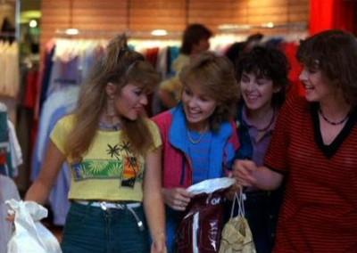 Scene from the 1983 film Valley Girl