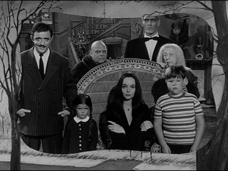 The Addams Family: Vintage TV for a Night of Family-Friendly Spookiness