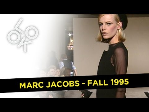 Fashion Flashback- Marc Jacobs (1995)