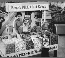 Brachs Candy Display