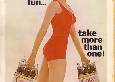 Advertisement for Coke (1963)