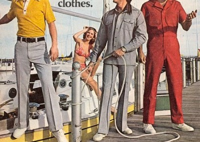 Dickies Advertisement (1970s)