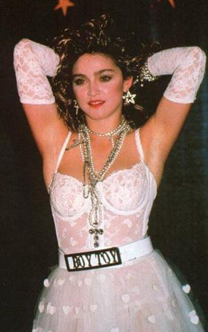 Boy Toy Madonna