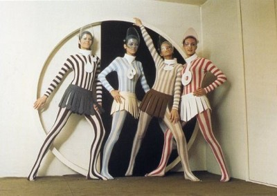 Space Age Fashions (1960s)